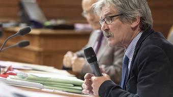 Die SP des Kantons Solothurn hat Roberto Zanetti als Ständeratskandidaten nominiert.