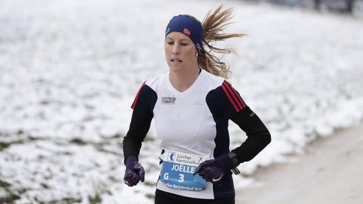 Mit 22 Sekunden Vorsprung zum Sieg: Joëlle Flück.