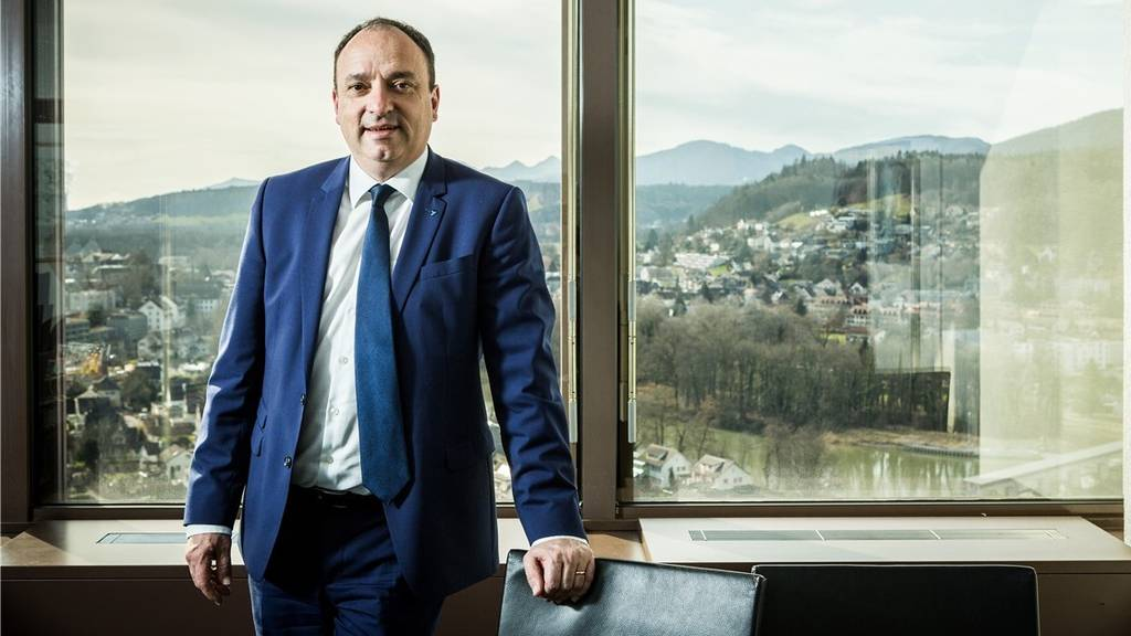 Aargau präsentiert 119 Mio. Überschuss