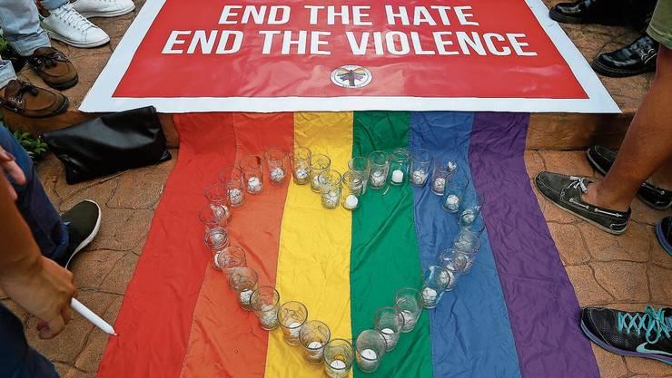 Die Dunkelziffer für Hate Crimes, Verbrechen aus Schwulenhass, sei gross, sagt Pink Cross.