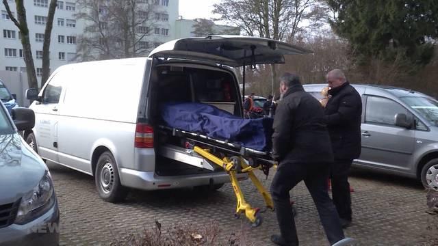 Polizei entdeckt Leiche in Ittigen