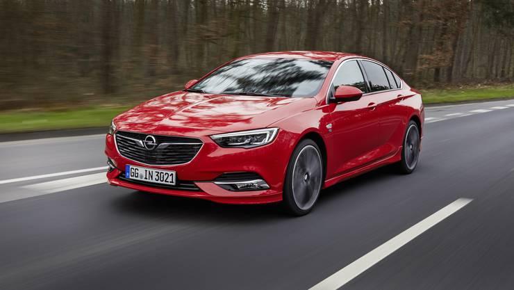 Opel Insignia Grandsport 2017
