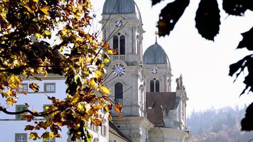 Neues Archiv im Kloster Einsiedeln eröffnet