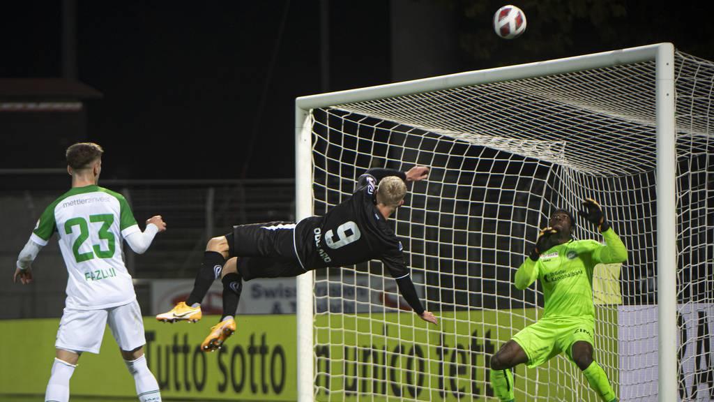 Lugano-Fans beleidigen FCSG-Goalie Zigi rassistisch