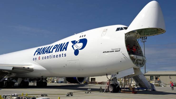 Der Schweizer Logistikkonzern Panalpina wird dänisch.