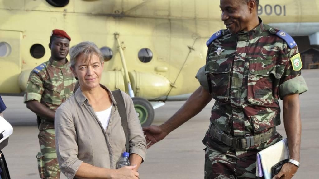 Getötete Schweizer Missionarin in Mali identifiziert