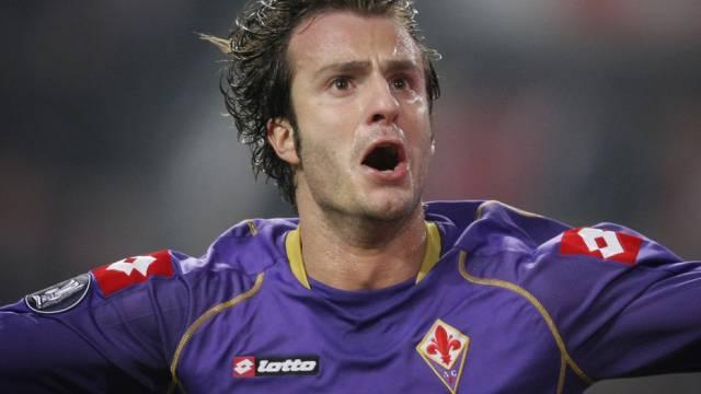 Fiorentinas Alberto Gilardino steuerte zwei Tore zum klaren Heimsieg bei