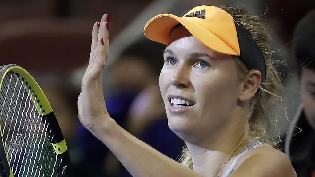 Caroline Wozniacki tritt nach Australian Open zurück
