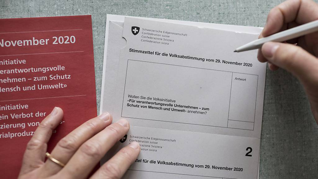Auch Ständeratskommission ist für Stimmrechtsalter 16