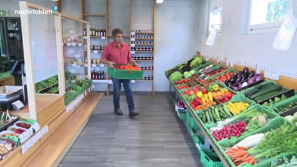 Hofladen-Boom flacht ab