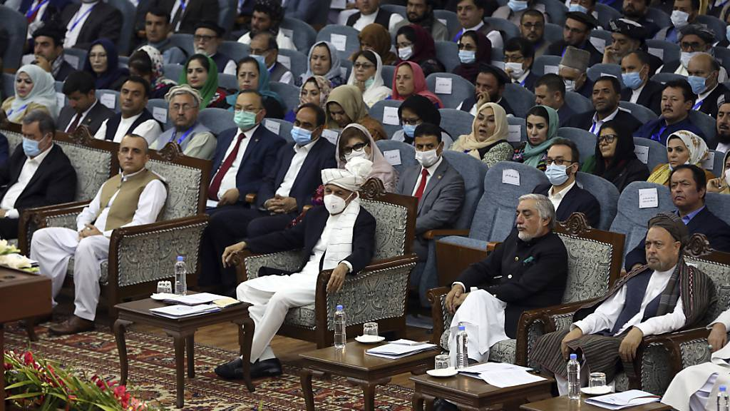 Ratsversammlung in Kabul fordert bedingungslosen Waffenstillstand