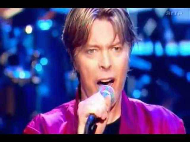 David Bowie live mit «Let's Dance»