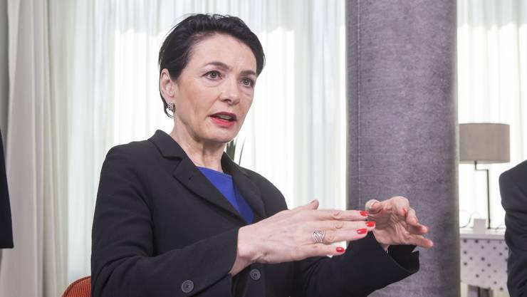 «Ich glaube, man hat im Seco die Situation dieser Branche nicht erfasst», sagt Marianne Binder.