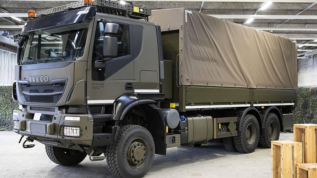 Ständerat genehmigt Armeebotschaft 2019 samt Minenwerfern