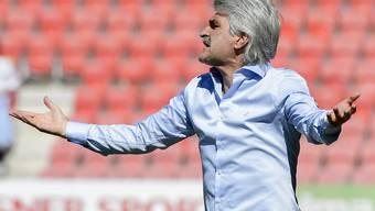 Nach einem Haftbefehl in der Türkei beim Challenge-League-Klub FC Wil entlassen: Ugur Tütüneker