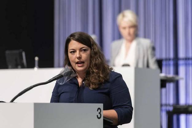 Liebe sei Liebe, sagt SP-Nationalrätin Tamara Funiciello. Auch und erst recht in Zeiten wie diesen, findet sie.