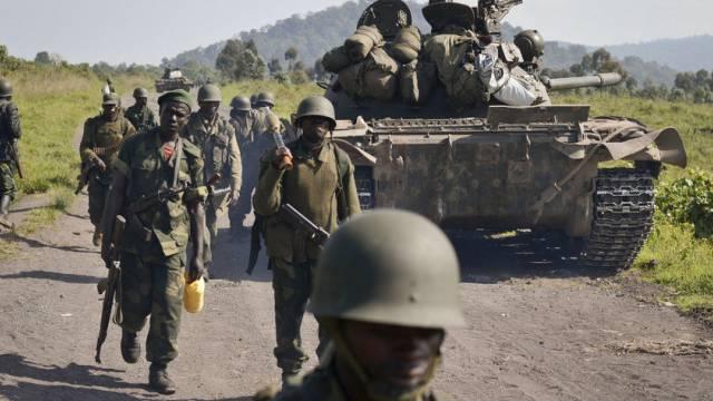 Wille zum Frieden zwischen M23-Rebellen und Regierung (Archivbild)