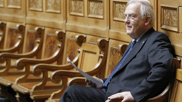 Der Baselbieter Hans Rudolf Gysin (FDP) hat 24 Jahre lange im Nationalrat politisiert (Archiv)