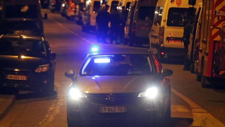 Ein Grossaufgebot an Sicherheitskräften beendete eine Geiselnahme in der französischen Ortschaft Blagnac.