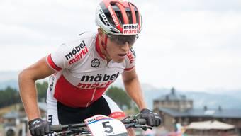 Matthias Stirnemann wird ab 2019 wieder im Team von Möbel Märki starten.