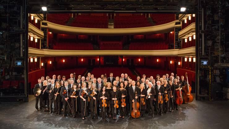 Das Sinfonieorchester der Volksoper Wien wird an den Classionata Concert Days erwartet.