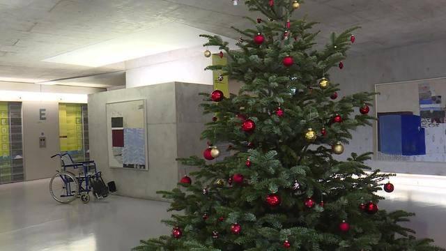Weihnachten im Spital