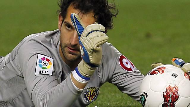 Diego Lopez zurück bei Real