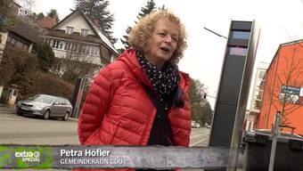 Realer Irrsinn, aufgedeckt in Lörrach: Tempo 50 in der 30er-Zone.