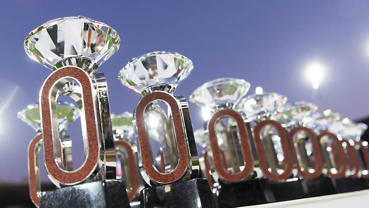In diesem Jahr werden in Zürich keine Diamond-League-Pokale verteilt
