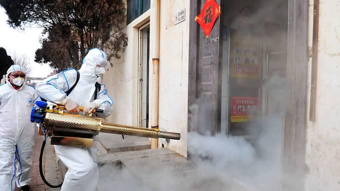 In der chinesischen Provinz Hubei sind weitere Todesfälle nach Ausbreitung des Coronavirus zu beklagen. (Archivbild)