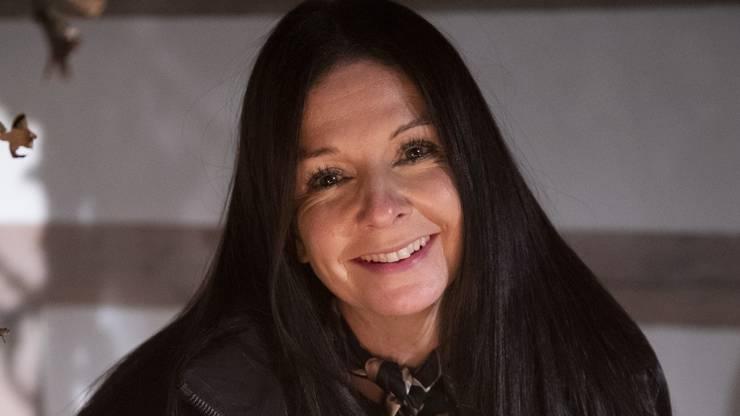 Meisterfloristin Olivia Hoffmann konzipiert und leitet jeweils die Adventsausstellungen.