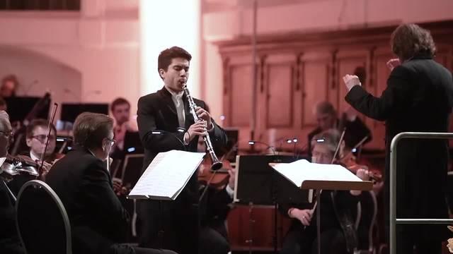 Finalkonzert «Clarinet Competition» im Rahmen der Internationalen Musikwoche in Grenchen