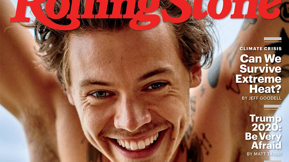 Harry Styles: Magische Pilz-Erfahrung