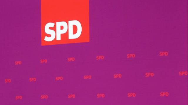 Logo der deutschen SPD (Archiv)