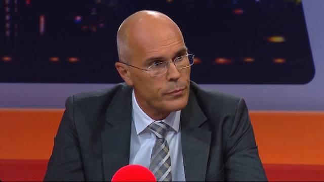 Bankratspräsident Dieter Egloff: «Ich bin überzeugt, hätte er rechtzeitig die Chance dazu gehabt, dann wäre das eine oder andere in einem anderen Licht dagestanden.»