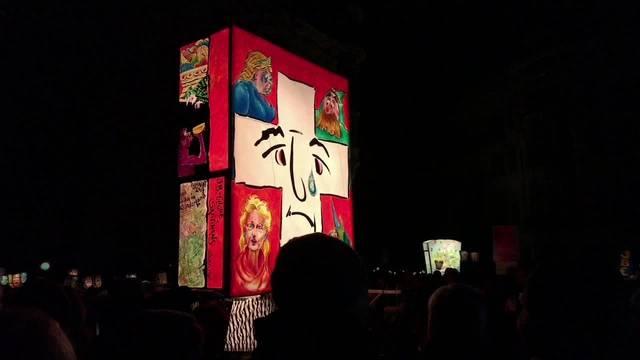 Mit dem Morgenstreich taucht Basel in die Fasnacht 2017