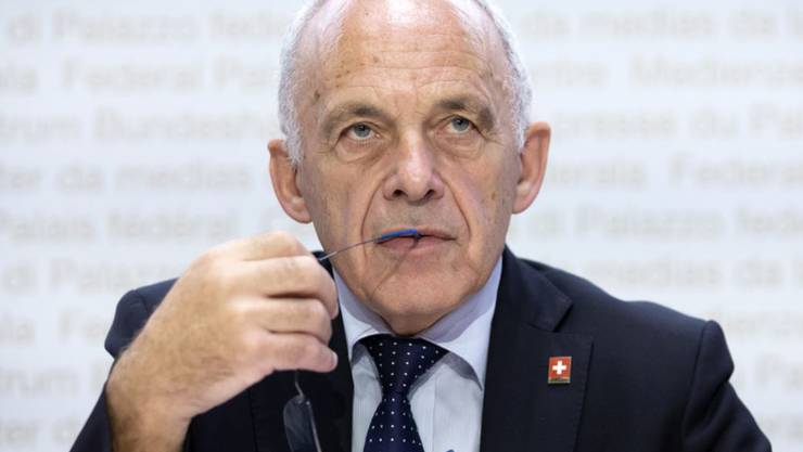 Auf Tauchstation: Bundesrat Ueli Maurer wird die Kinderabzugs-Vorlage nicht mal in der Abstimmungs-«Arena» vertreten.