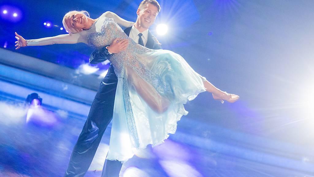 «Let's Dance»: Ulrike von der Groeben scheidet aus