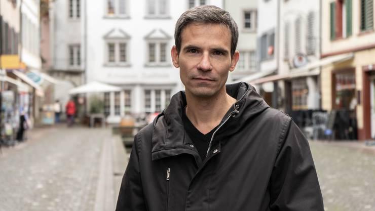 Seit dem Abschluss seines Studiums im Jahr 2000 hat Michael Scharer an jährlich fast zwei Filmen mitgewirkt.