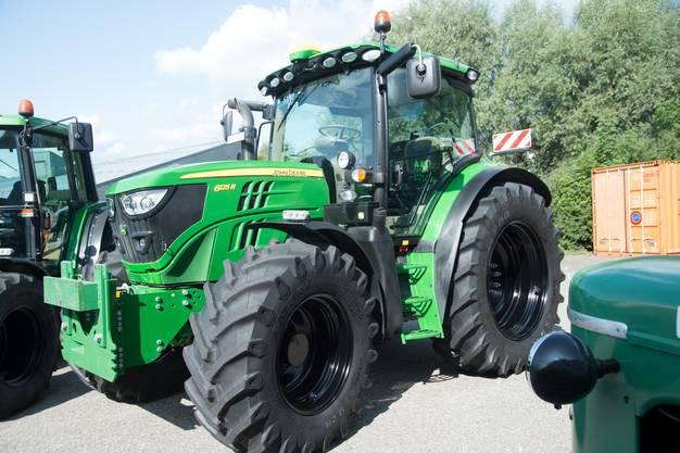 Monster-Traktor