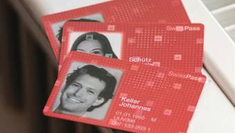 Der SwissPass wird ab 1. August schweizweit eingeführt. keystone