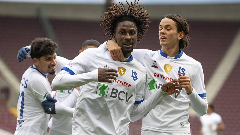 Lausanne-Sport verpasst weiteren Derby-Sieg