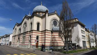 Die Basler Synagoge gehört zu den Einrichtungen, die geschützt werden müssen.