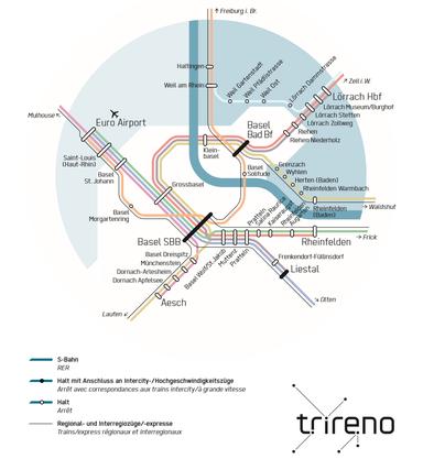 So soll der Streckenplan 2030 aussehen.