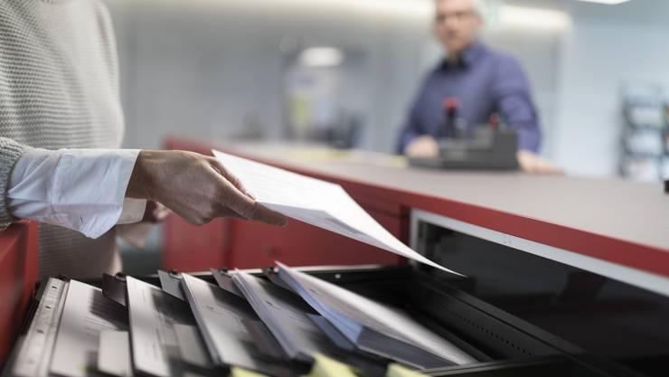 Der administrative Aufwand bei den Arbeitsvermittlungszentren soll reduziert werden.