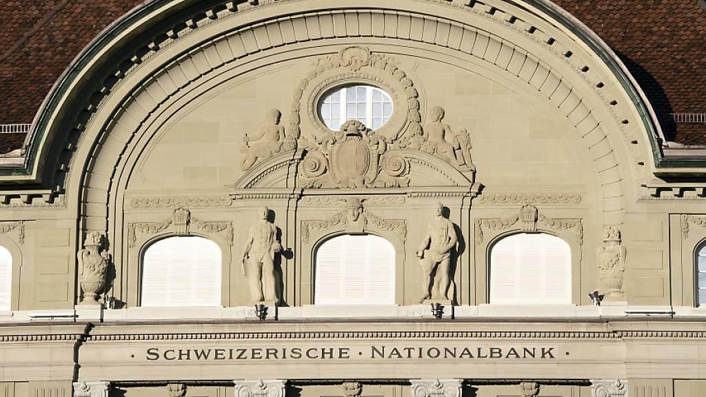SNB hat noch nie für so hohe Beträge Devisen gekauft wie 2020