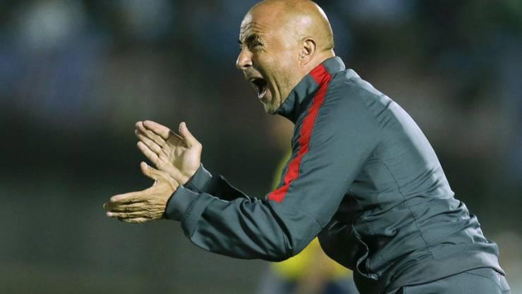 Wunschtrainer für Argentiniens Verband: Jorge Sampaoli
