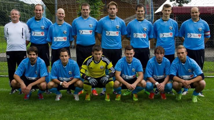 1.Mannschaft FC Eiken
