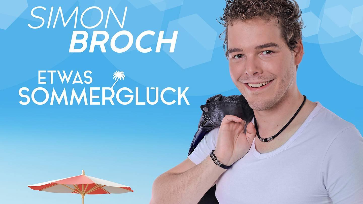 Simon Broch - Etwas Sommerglück