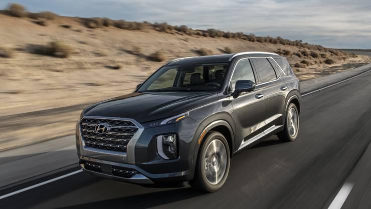 Hyundai erzielt im Schlussquartal 2019 wieder einen Gewinn. (Archiv)